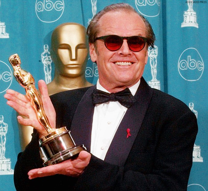 Happy Birthday to Jack Nicholson, who turns 80 today! What\s your favorite of movie of the acting legend?