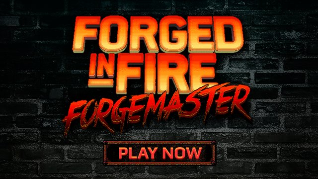 Can you master the art of the forge? Play Forgemaster now! https://t.co/izHnKBqLFZ https://t.co/dI7i1cDexD