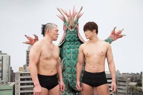 タイガーマスクWが新日を裏切ったらしいので、鹿児島大会ではタイガーマスクWが本体を裏切って鈴木軍入りし、ついでに謎の注射