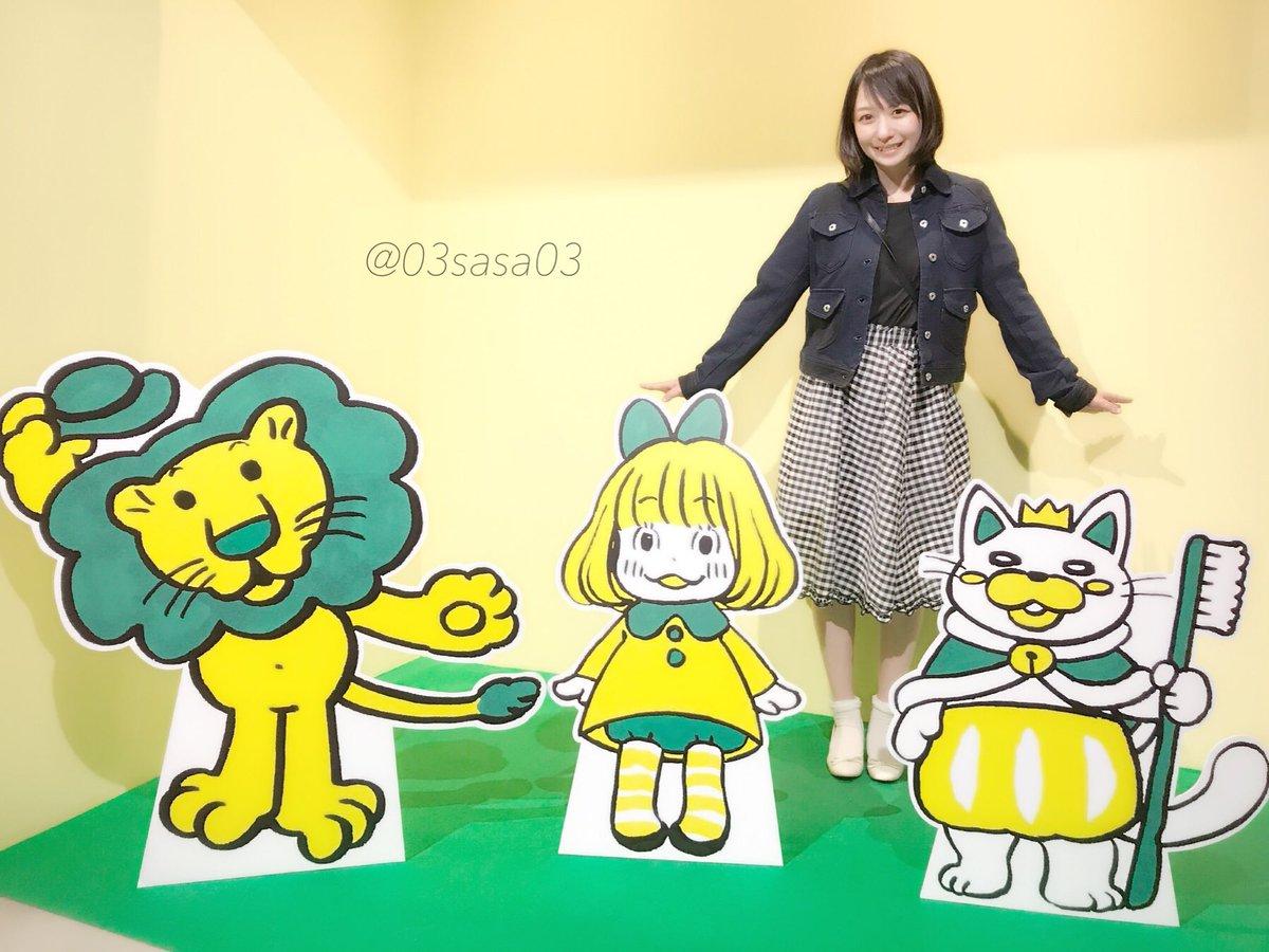 西武渋谷の #3月のライオン 展覧会に行って来ました🌸羽海野チカ先生の設定原画に感動✨美し可愛すてきだったー✨✨聖地巡礼