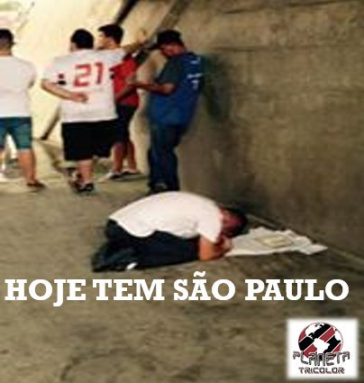 HOJE TEM SÃO PAULO