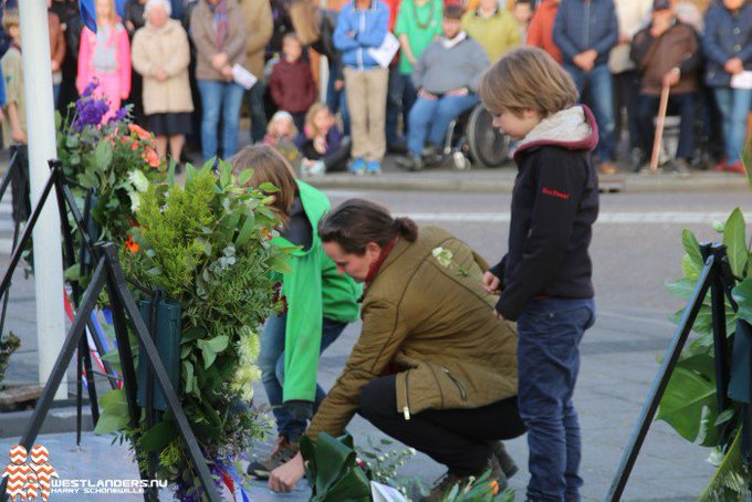 Nationale herdenking op 4 mei in 's-Gravenzande https://t.co/n3Mgsud91P https://t.co/RGX31DTKw3