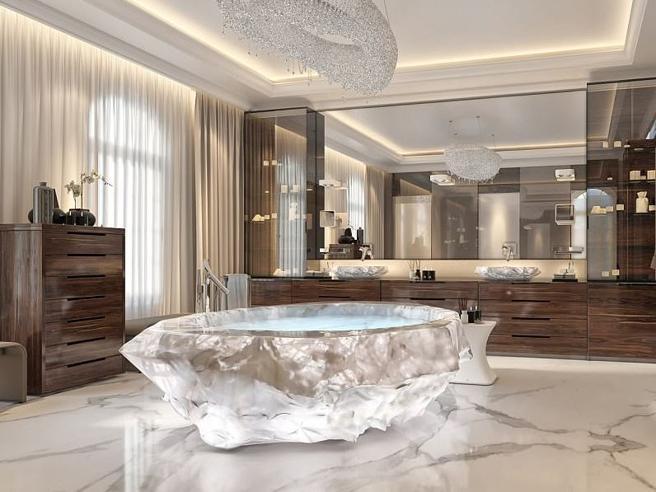 Vasche da bagno (italiane) da 1 milione di euro: la frontiera del ...