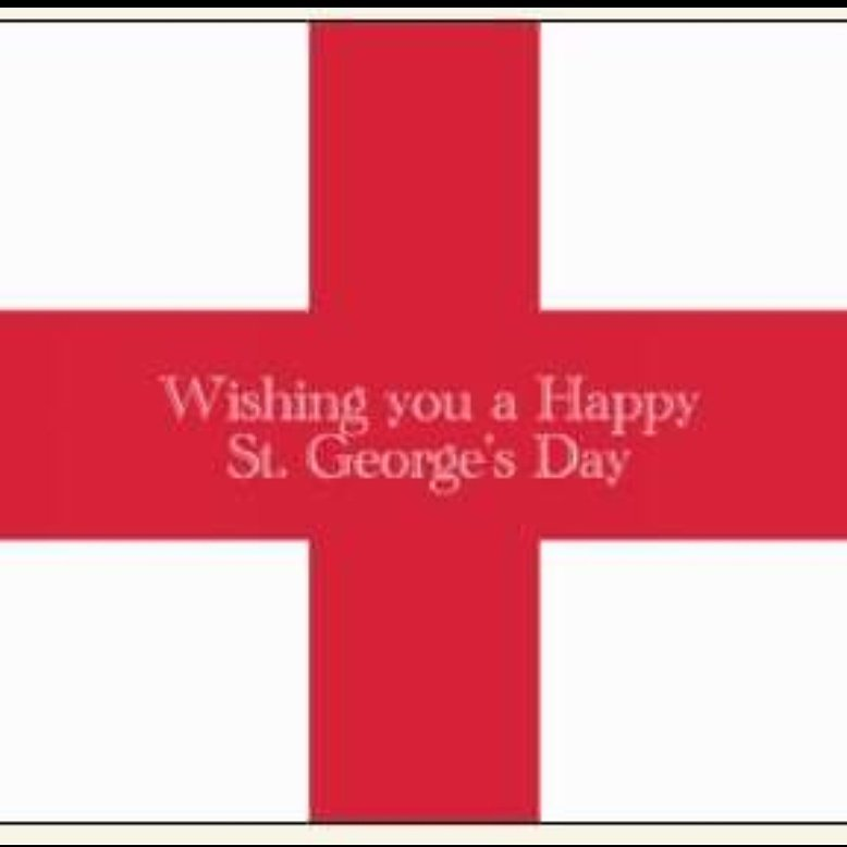 RT @Alone_Soldiers: Happy St George's Day https://t.co/gYIl8NoInY