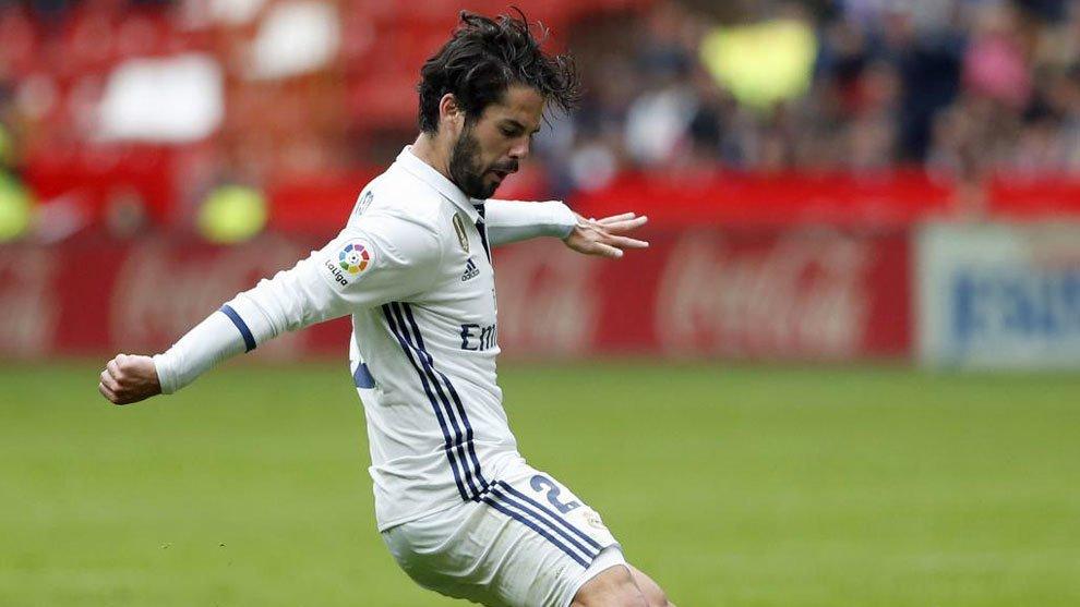 Isco no sólo es el ojito derecho del Bernabéu, también es el talismán...