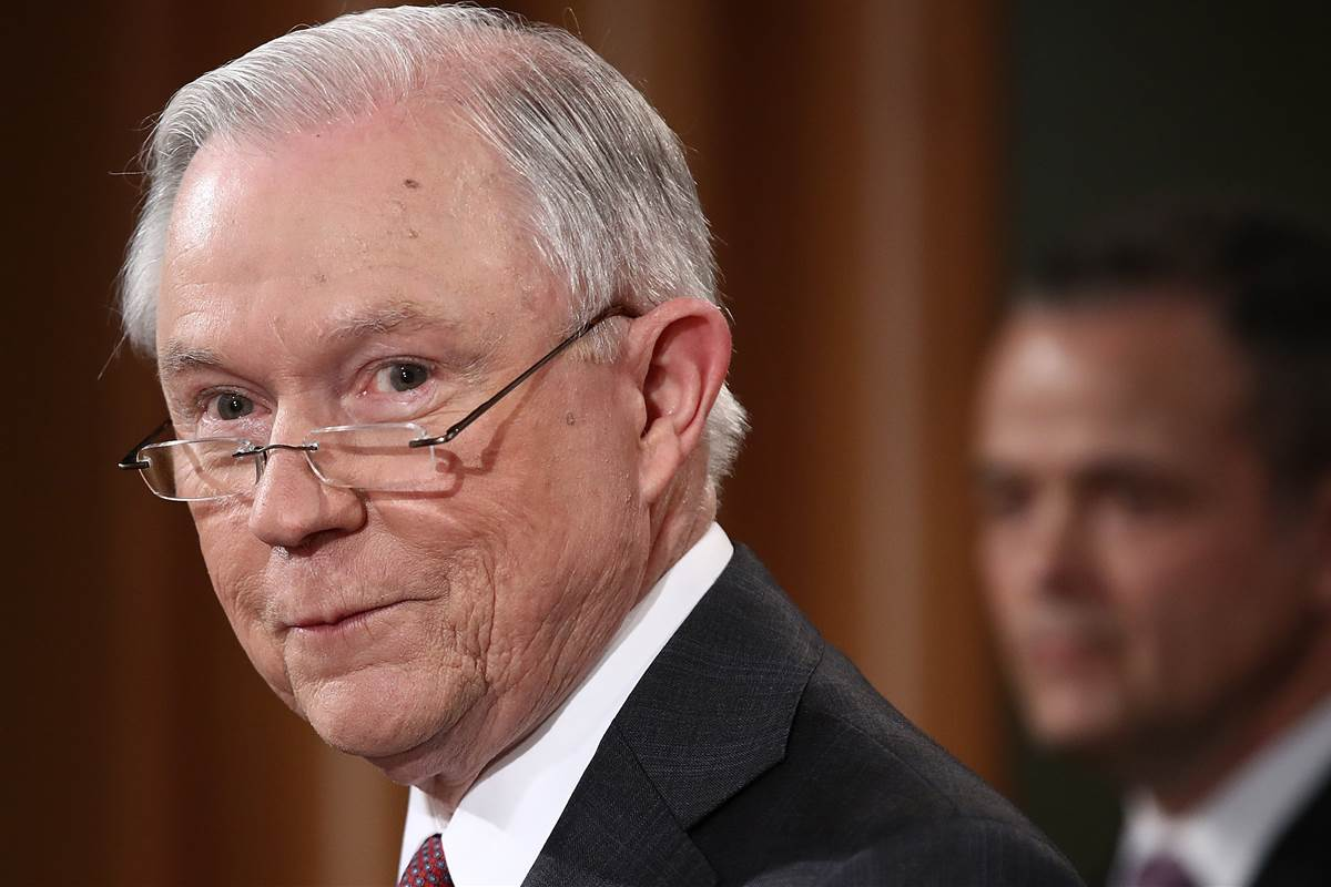 "Attorney General Jeff Sessions on Hawaii remark: ""Nobody has a sense of humor anymore"""