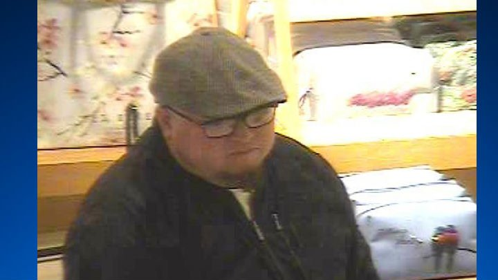 #MarinCounty deputies are searching for a credit card thief who went on a buying spree. https://t.co/dnrHswM2Zk