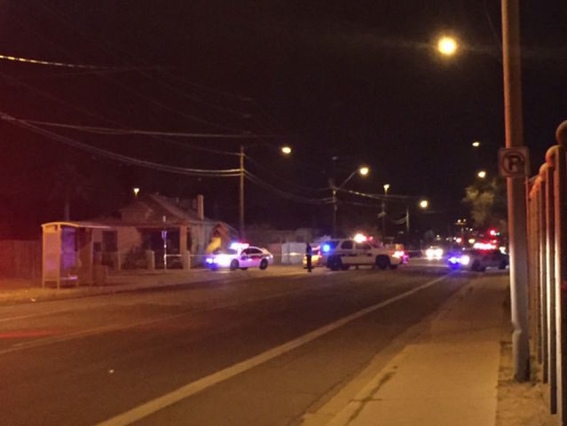 #BREAKING: A 60-year-old man has died after a shooting near 15th Avenue and Van Buren Saturday night. https://t.co/6o1TcJcKwA #abc15