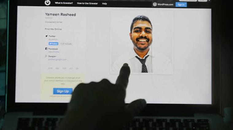 Liberal blogger stabbed to death inMaldives