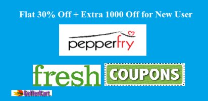 Pepperfry Offers: Flat Rs 1000 off on Purchase Rs 3499 + Extra 30% Off https://t.co/pEHYXg0AIv https://t.co/GMnhL1Xks0