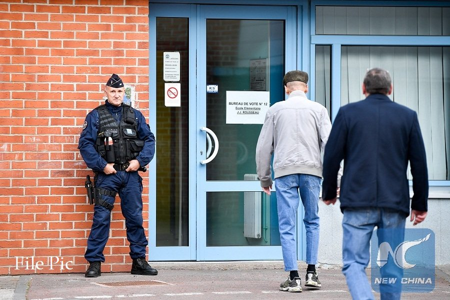 Polling station evacuated in eastern France due to suspicious vehicle: media
