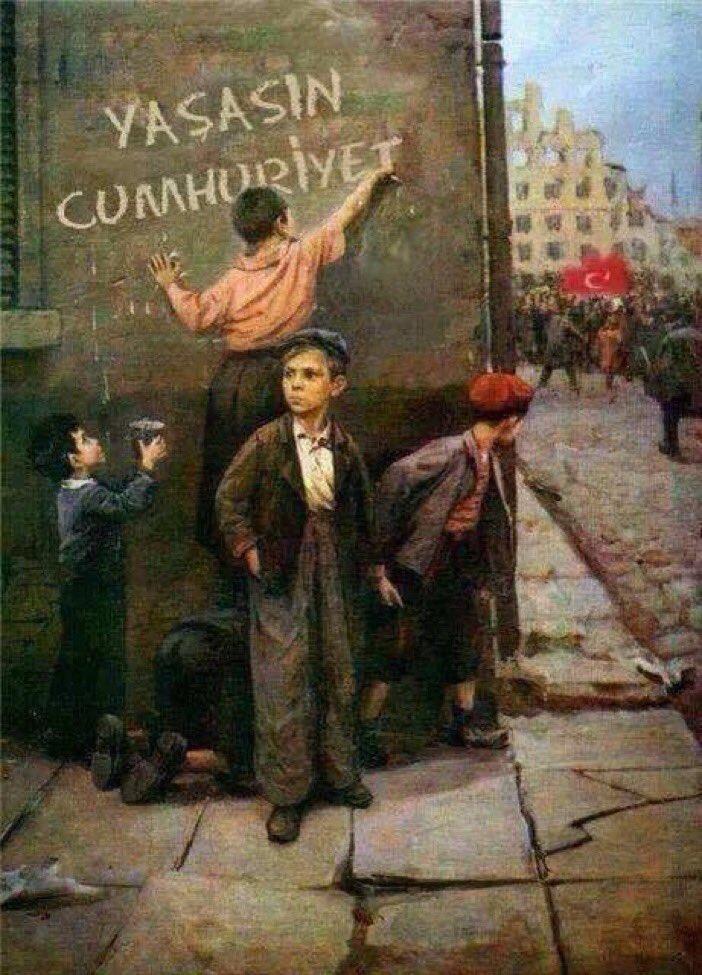 Dünyadaki tek çocuk bayramı 23 Nisan Ulusal Egemenlik ve Çocuk Bayramı kutlu olsun! Ne mutlu Türküm diyene! 🇹🇷🇹🇷🇹🇷...