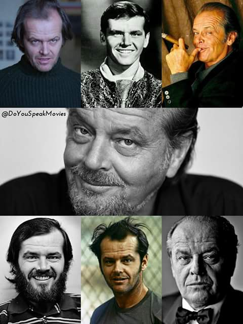 Happy Birthday to one of my favourite actors. Happy Birthday, Sir Jack Nicholson.   You were amazing as THE JOKER!