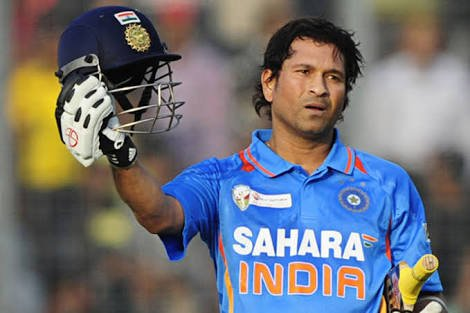 The God of Cricketer Sachin Tendulkar wish to Happy Birthday Greet To Meet Sachin