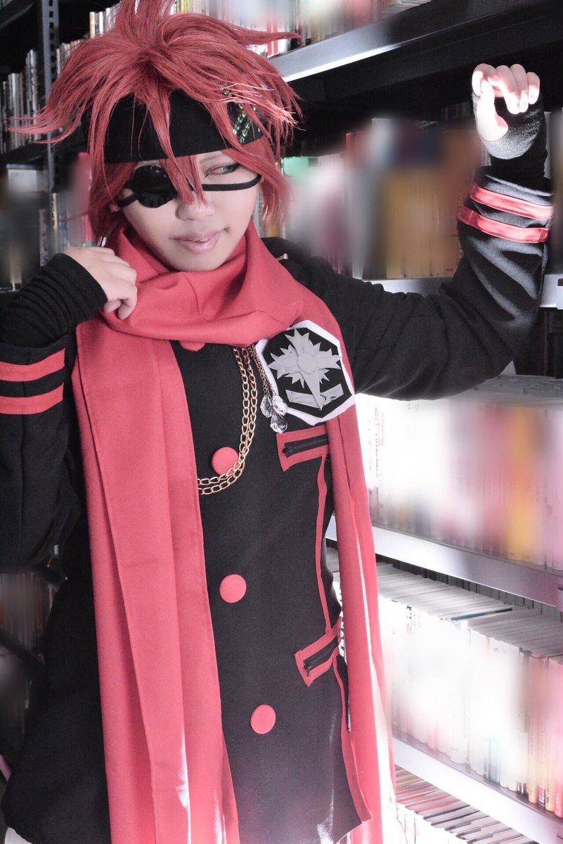 【Cosplay】D.Gray-man/ラビphoto by みるく()とても素敵なロケーションでした!!綺麗に撮ってく