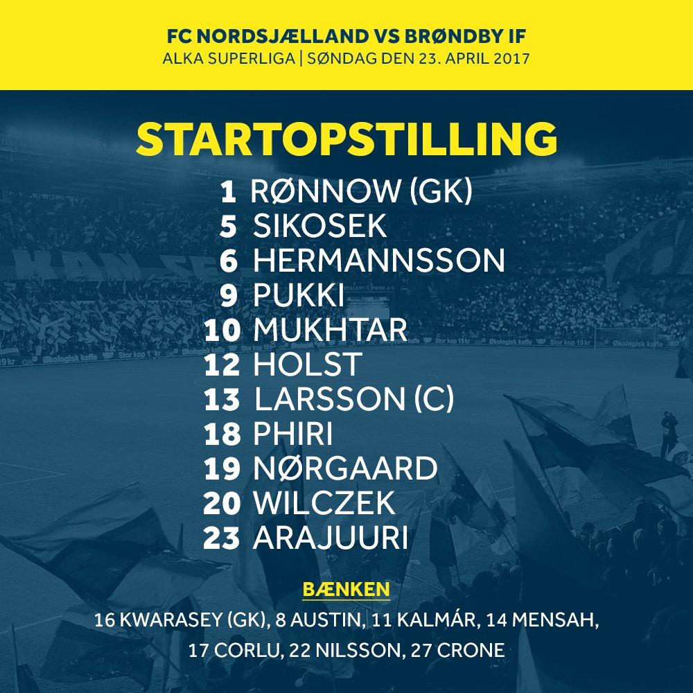 #Brøndby
