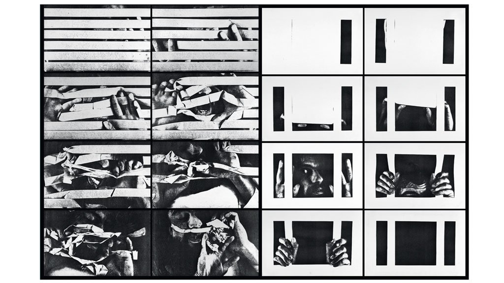 """Improvável"", a primeira mostra individual de Mario Ramiro na 'Zipper Galeria' https://t.co/CCjZ4XUj5Q"