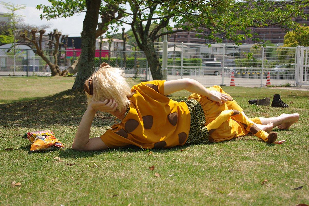 サンリオ併せ(擬人化)ジュエルペットジャスパー「ポテチうめぇ~」photo : ゆーにゃさん( )