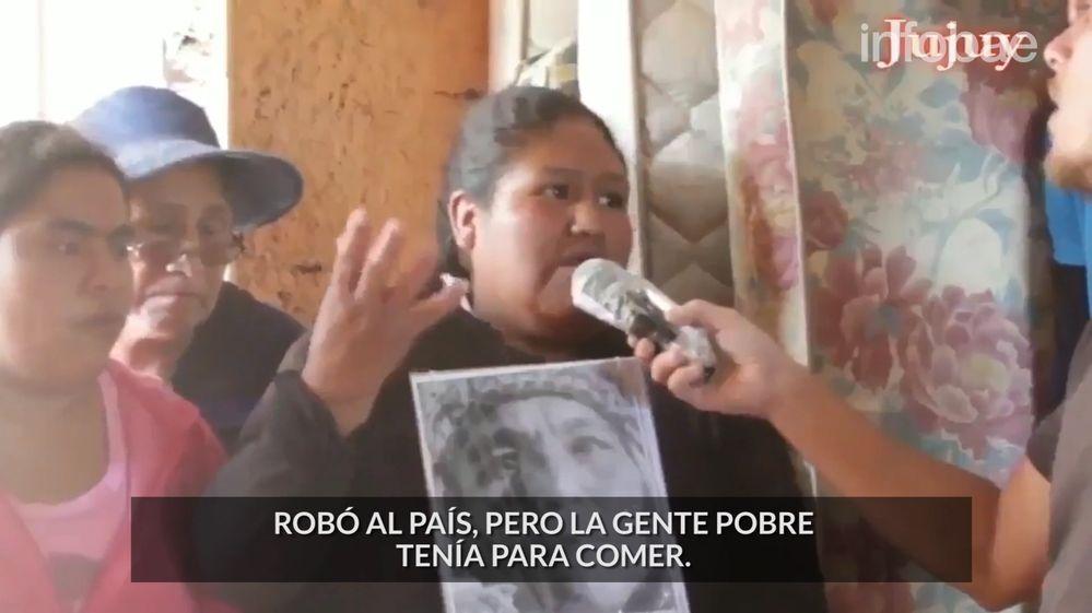 'Cristina robaba pero teníamos para comer, hoy tenemos que laburar': la frase que encierra el largo drama argentino https://t.co/DjBXc1LHsC