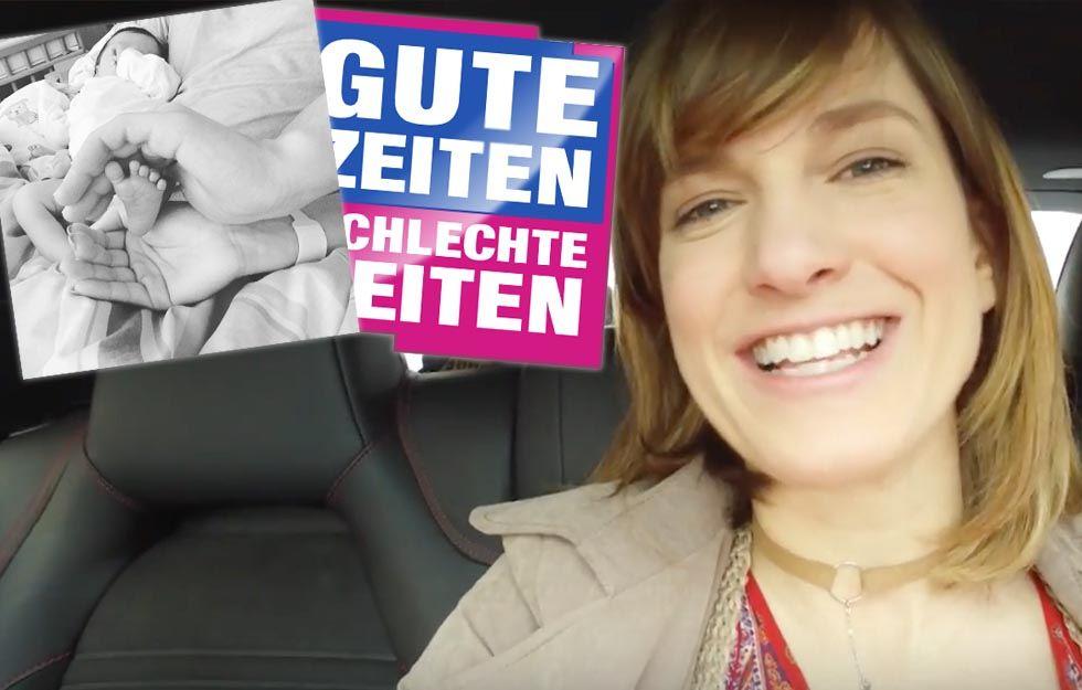 Nach 22 Stunden #Wehen mussten die Ärzte eine Entscheidung treffen. #GZSZ https://t.co/JzvMz4KXaF https://t.co/m7PbyJm05K