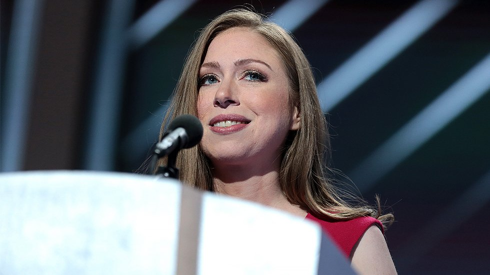 Chelsea Clinton: Some day, someone's mom will be president https://t.co/RoCDqHqmgY