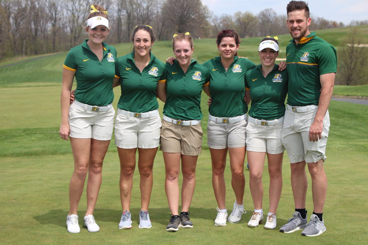 test Twitter Media - At its second #GLIAC Championship in program history, our women's golf team finished second with a 943 (311-314-318). #WeAreNMU https://t.co/AXdEzA0sJO