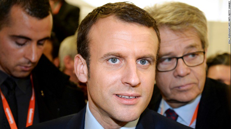 Emmanuel Macron is facing Marine Le Pen in France's presidential election. But who is this relative novice Macron? https://t.co/rdfII2bAJs