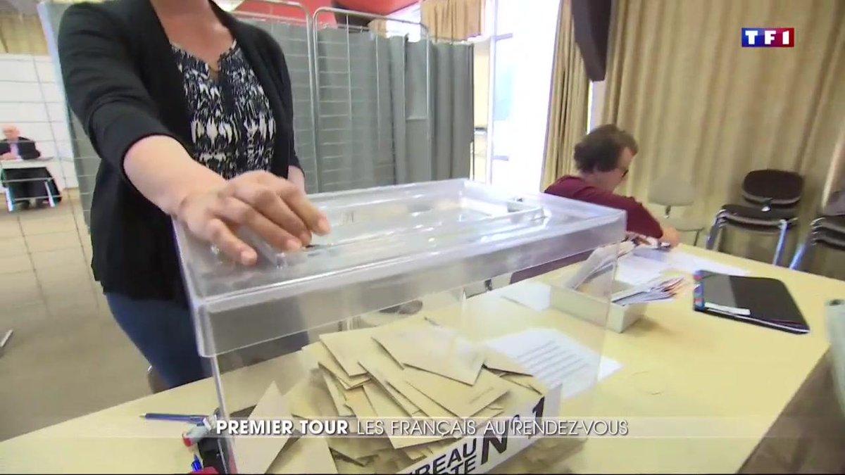 Premier tour de l'élection présidentielle : les Français au rendez-vous des urnes https://t.co/808FoXY9qV