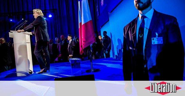 Marine Le Pen: une qualification sans éclat https://t.co/H86ANl0yA7