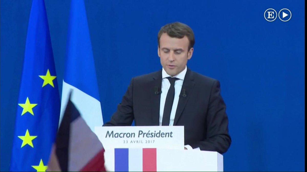 ÚLTIMA HORA: | Macron pide que todos los franceses se unan contra Le Pen https://t.co/Z1nGdOgMrz
