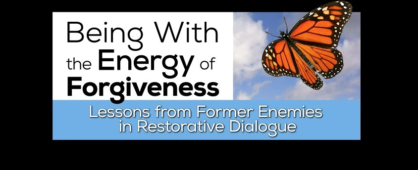 Powerful video: Being with the Energy of #Forgiveness https://t.co/npzthZrMwm #restorativejustice https://t.co/anCFg4XY7b