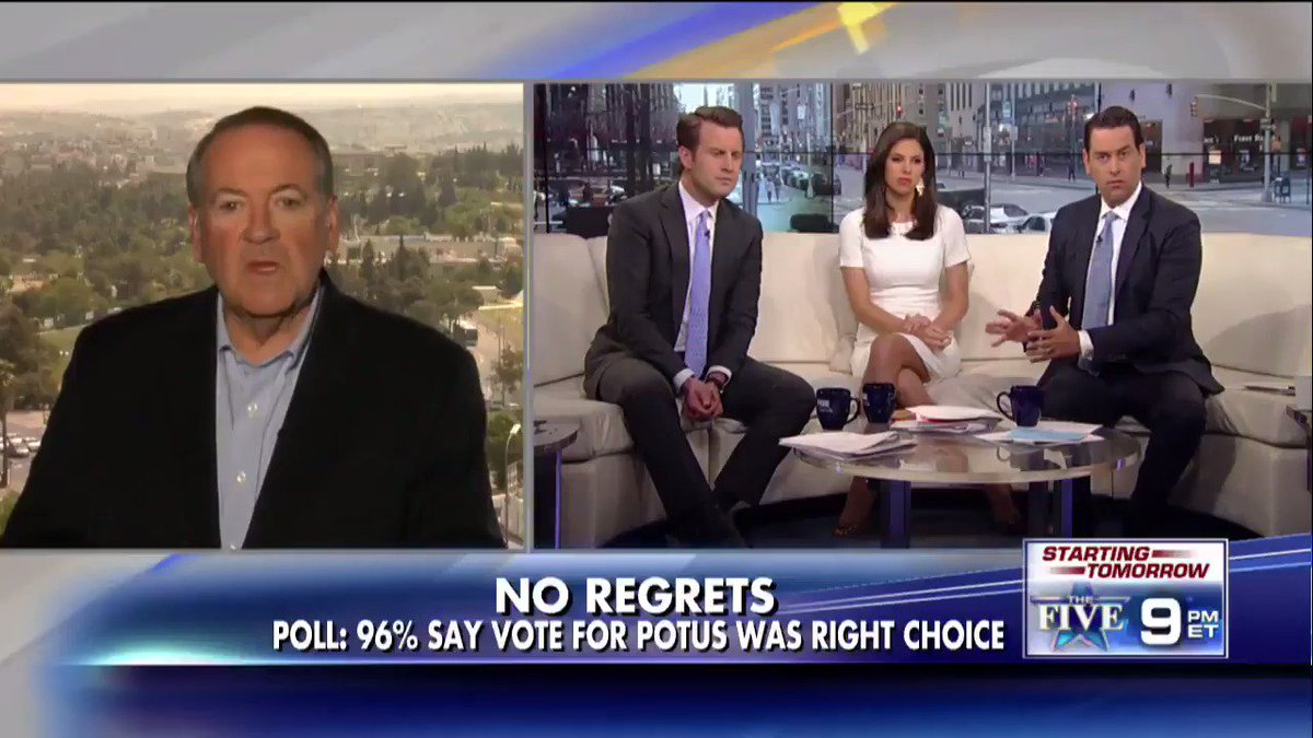 WATCH: @GovMikeHuckabee's full interview with @ffweekend.
