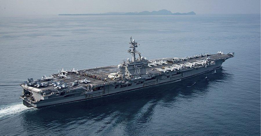 EUA e Japão fazem exercício militar; Coreia do Norte diz estar pronta para atacar porta-aviões americano https://t.co/9AaOIlKnlE