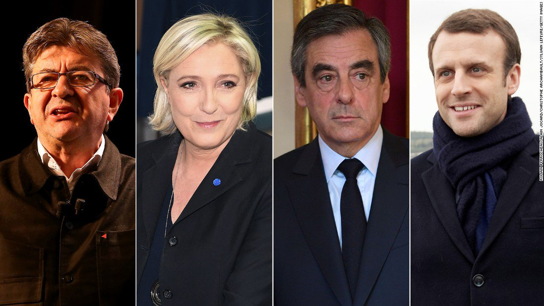 Polls have closed in France's presidential election https://t.co/yf4dyJHtz2