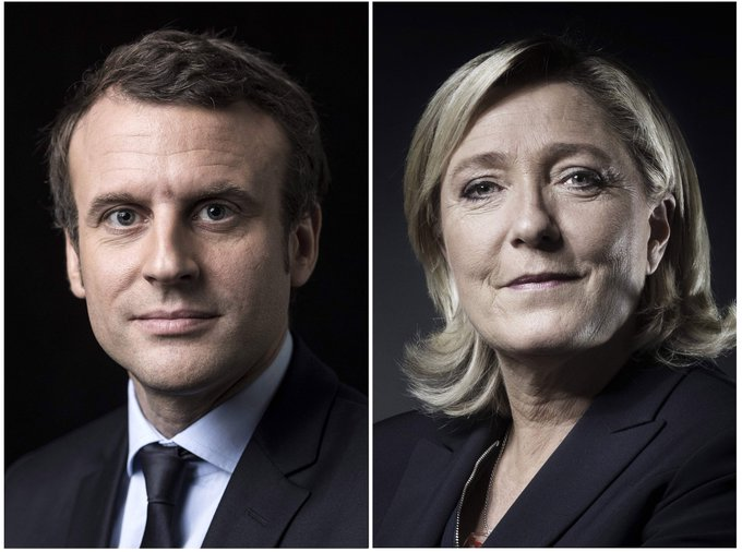 LATEST: Macron and Le Pen on course for French runoff as Fillon concedes https://t.co/YAsMrr8MbO #Presidentielle2017