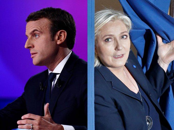 Le FN lance un appel aux électeurs LR, les membres du gvt se prononcent pour Macron ► https://t.co/DWxd5NQsLu #Presidentielle2017