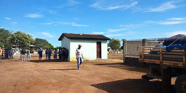 Comunidade vítima de chacina no MT sofre violência há 13 anos, diz igreja https://t.co/N7sysDlyTI