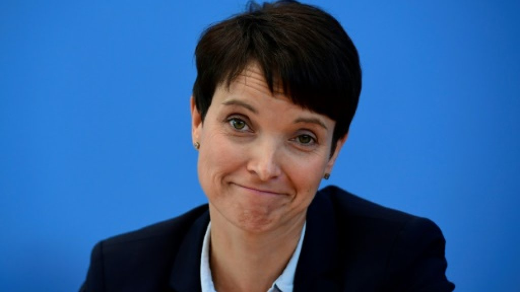 Germany's unruly anti-immigration AfD to pick election team