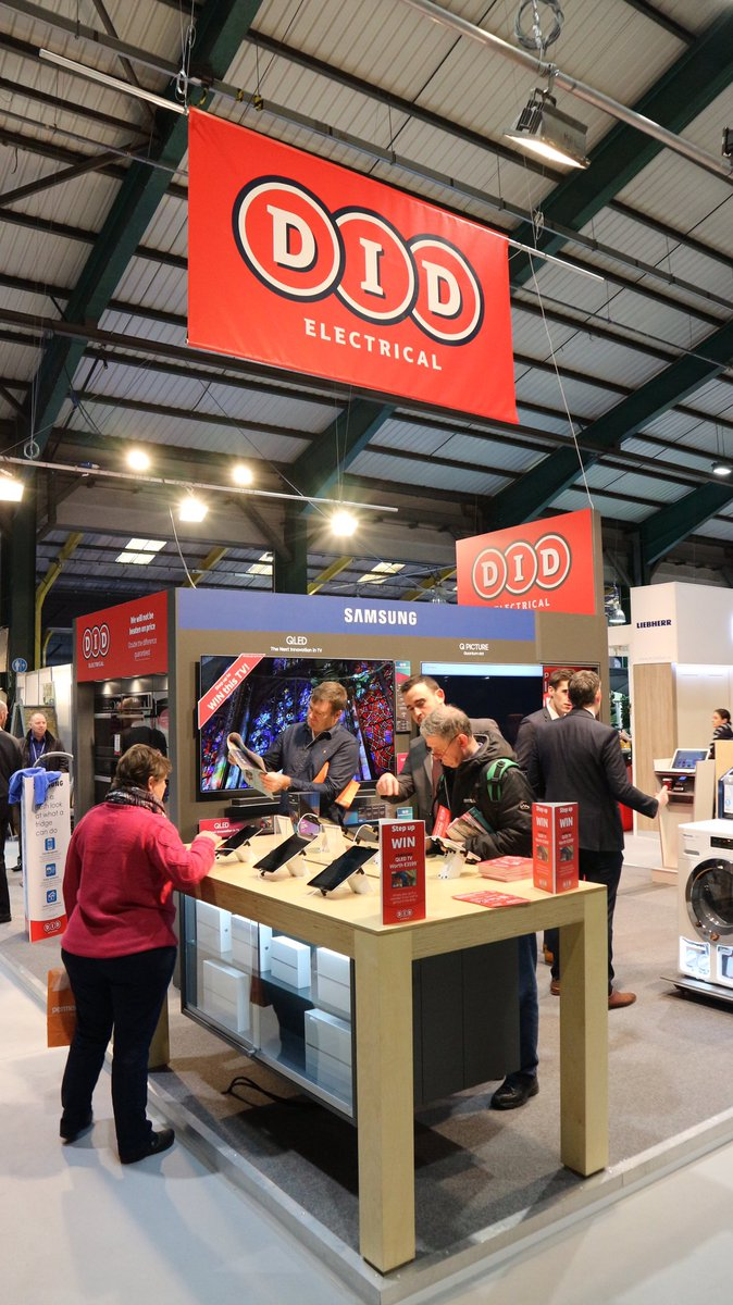 Big thanks to everyone that stepped up and visited us over the weekend @IdealHomeDublin in the RDS! 👍#idealhomeshow https://t.co/hOQRmGYbgT