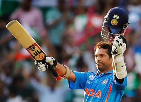 Happy birthday, master blaster Sachin Tendulkar