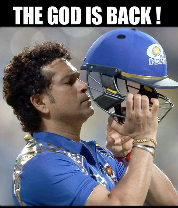 Happy Birthday... Master Blaster, Bharat Ratna... The God Of Cricket, Shree. Sachin Tendulkar SIR...