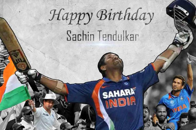 Happy Birthday Sachin Tendulkar: Wishes pour in for Little Master on 44th birthday