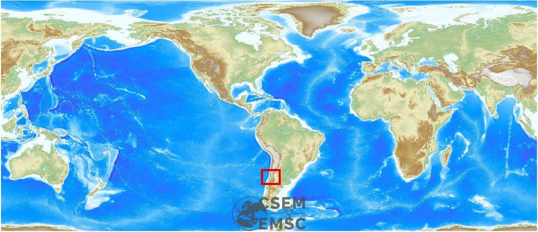 #Earthquake (#sismo) possibly felt 1 min ago in Region Metropolitana, #Chile. Felt it? See https://t.co/OSr2jaub9Y