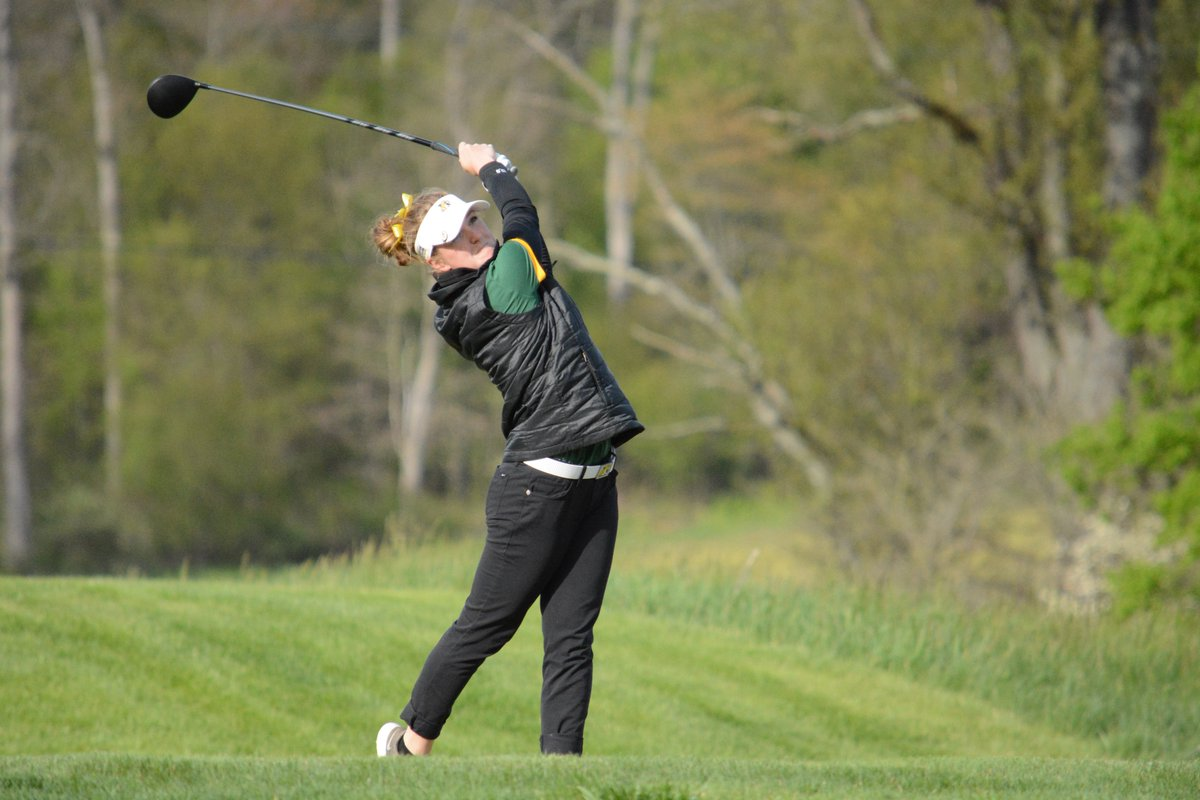 test Twitter Media - .@nmugolf's Els (t-2nd), Elsner (t-6th), Rochester (t-6th) and Guthrie (t-10th) placed in the top 10 at the #GLIAC Championships. #WeAreNMU https://t.co/Tde8XfiaOy
