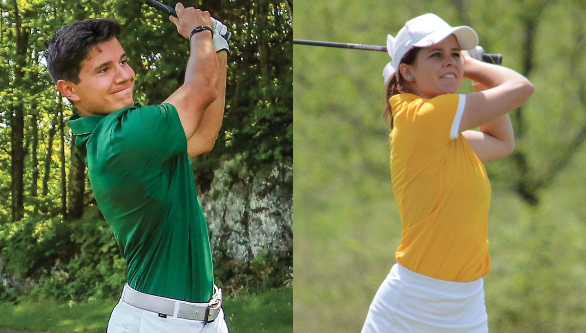 test Twitter Media - RECAP: The Wildcat women took second, and the men eighth, at the #GLIAC Golf Championships. https://t.co/3kLefCMOzp #WeAreNMU https://t.co/5XDAonFUZQ