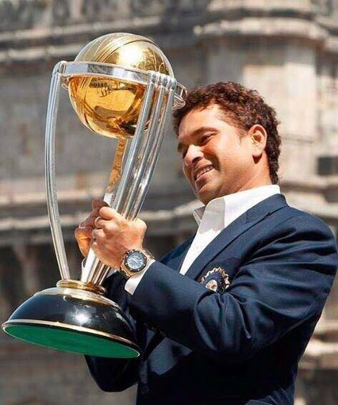 Happy Birthday to the Face of Indian Cricket & treated as God of Cricket Sachin Tendulkar