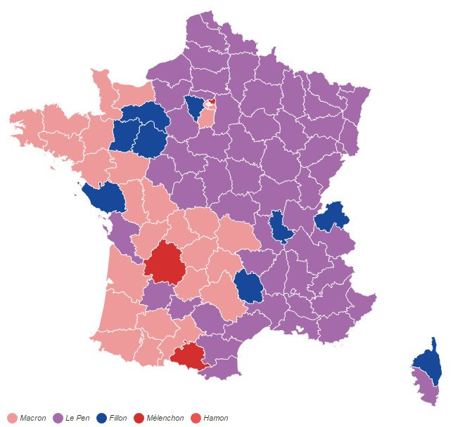 RT @edwardnh: French election map https://t.co/tMfOP3Axhd