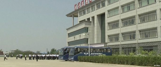 U.S. citizen and academic detained in North Korea while trying to board flight to China https://t.co/sBuHnVKDQ4