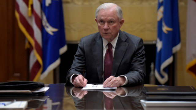 Sessions: We'll get Trump border wall paid for 'one way or the other' https://t.co/P3TY5UGZvB