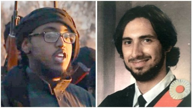 2 Canadians designated global terrorists by U.S. State Department https://t.co/1VricxxdzV